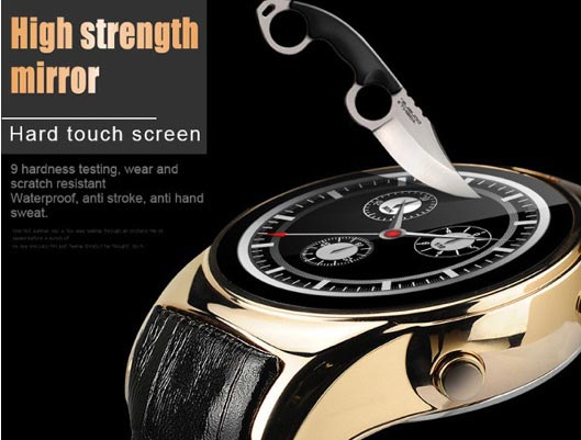 Health Monitor Smartwatch