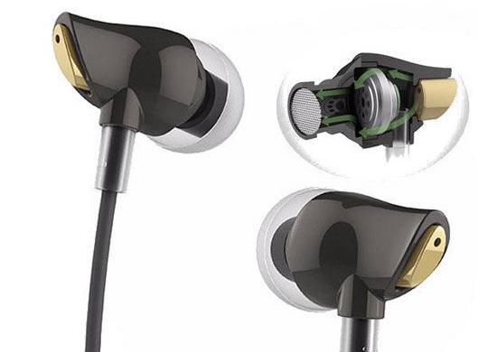 HiFi Stereo Sports In-Ear Earphones