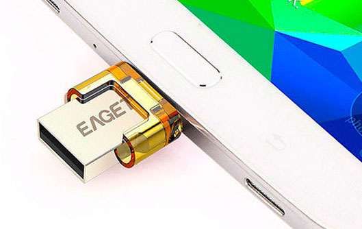 Micro USB 2.0 OTG Flash Drive for Android