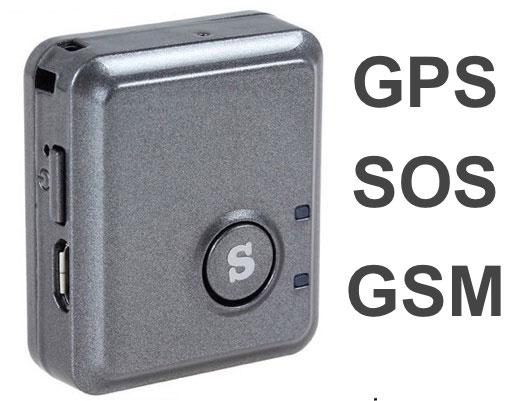 Mini GPS Tracking Gadget