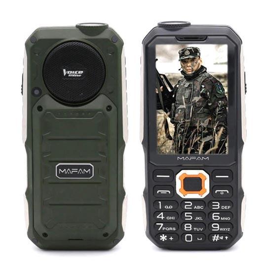Multi-Functional Rugged Phone