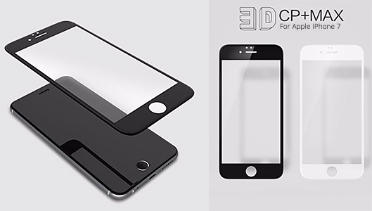 Nillkin Full Cover iPhone 7 Glass Screen Protector