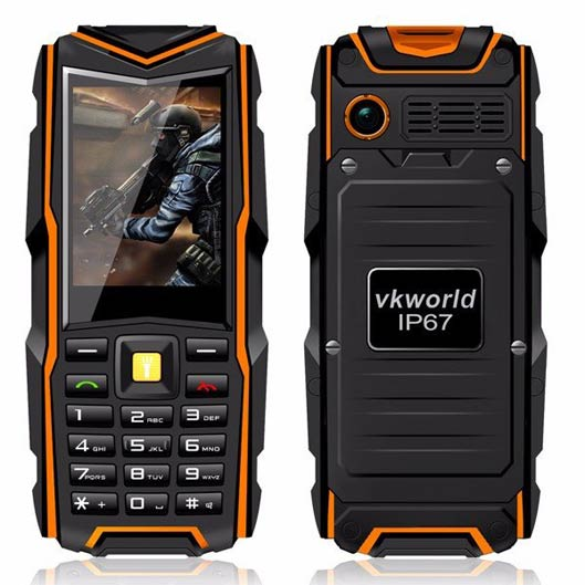 Durable Rugged Phone