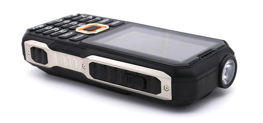 Outdoor Multi-Functional Rugged Phone