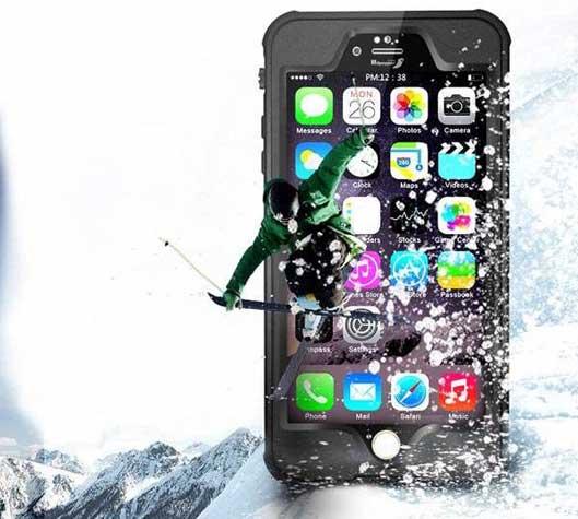 Rugged iPhone 6 Waterproof Case