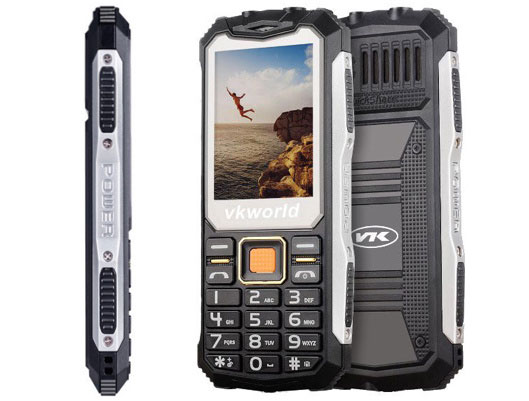 VKWORLD Stone V3S Durable Phone