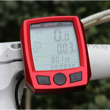 Smart Bike Speedometer Wireless Bicycle Computer
