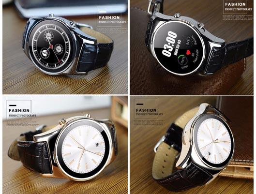 Smart Fitness Watch Health Monitor Smartwatch