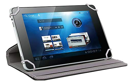 Universal 360 Degree Rotating Folio Case For 10 Inch Tablets