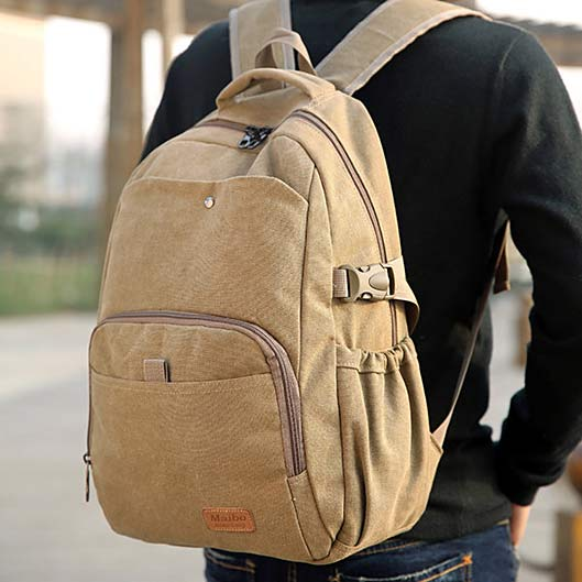 Urban Canvas Daily Bag Travel Backpack