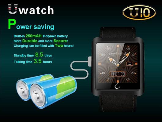 Waterproof Bluetooth Smart Wrist Watch