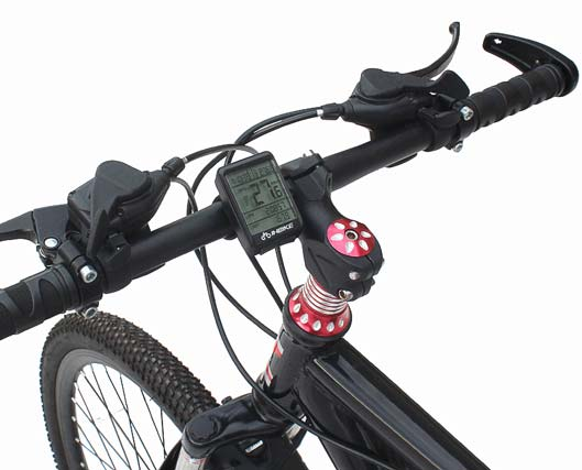 Wireless Bicycle Computer Smart Bike Odometer review
