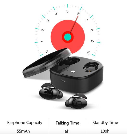 Wireless Earbuds In-Ear Headphones