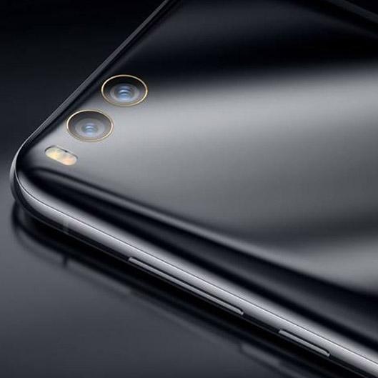 Xiaomi Mi6 Ceramic camera