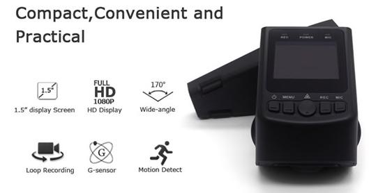 Best Dash Cam Practical Car Video Recorder