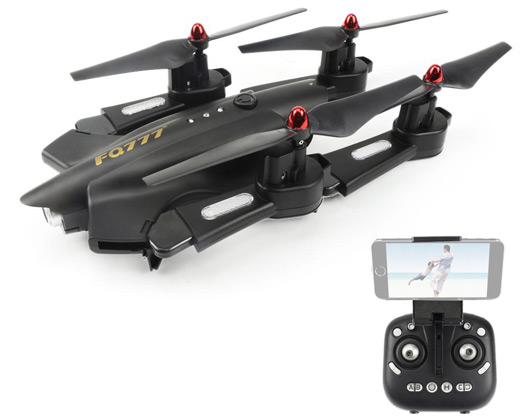 Budget Camera Drones That Follow You