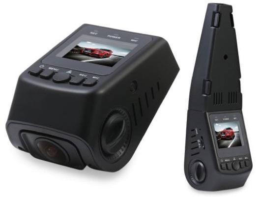 Compact Dash Cam Practical Car Video Recorder