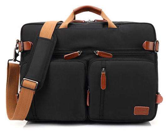Convertible Shoulder Bag for Laptop