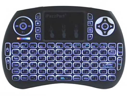 Coupon Deals iPazzPort Wireless Mini Keyboard
