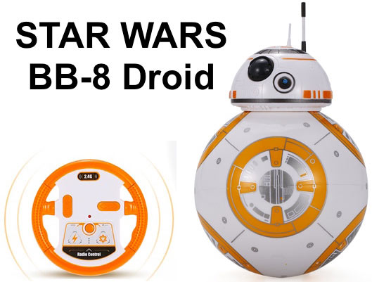 Coupon Deals Star Wars BB-8 RC Droid