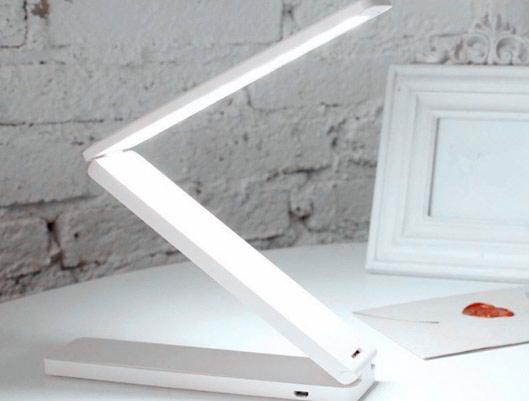 Desk Foldable Reading Lamp