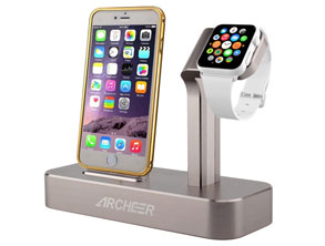 Dock for iPhone and Apple Watch review