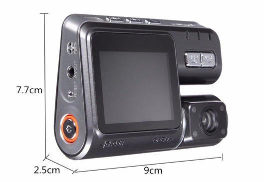 DVR Dash Cam for Car Video Recorder