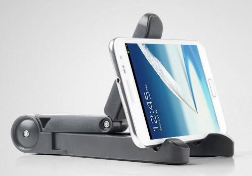 Foldable Smartphone Stand Multi-Angle Tablet Holder