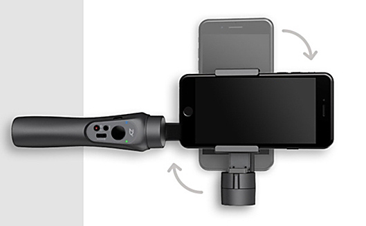 GoPro Stabilizer for Smartphone Handheld Gimbal