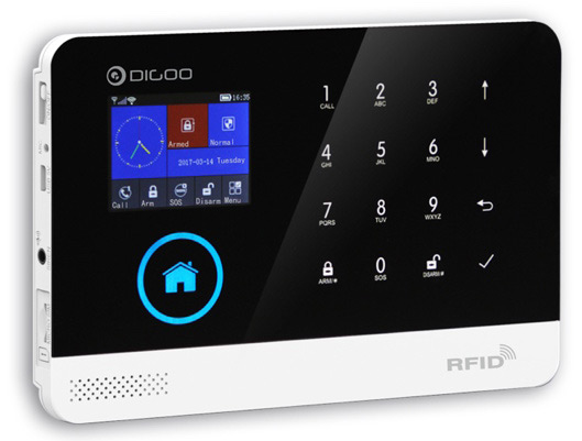 Home Alarm System Kit