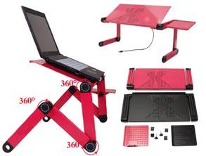 Laptop Adjustable Desk review