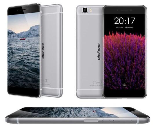 Long Standby Time Ulefone Future 5.5