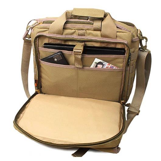 Multi-Functional Mens Bag