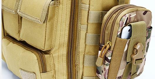 Multi-Functional Tactical Bag