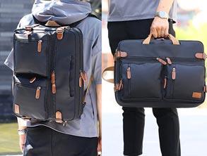 Shoulder Bag for Laptop Best Convertible Backpack review