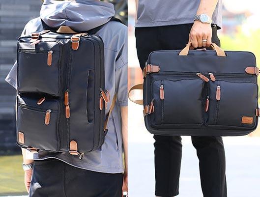 Shoulder Bag for Laptop Best Convertible Backpack