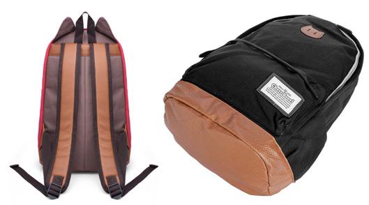 Unisex Fashionable School Backpack