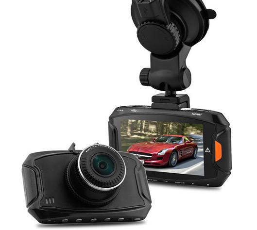 Video Recorder for Car Wide Angle Dual Lens