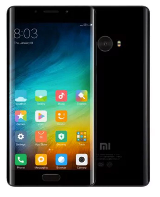 Xiaomi Mi Note 2 Phablet