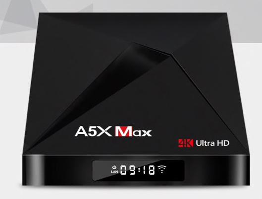 A5X Max RK3328 Smart TV Box Promo Discount Code