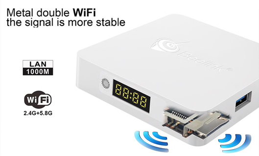 Beelink A1 Smart TV Box Promo Discount Code