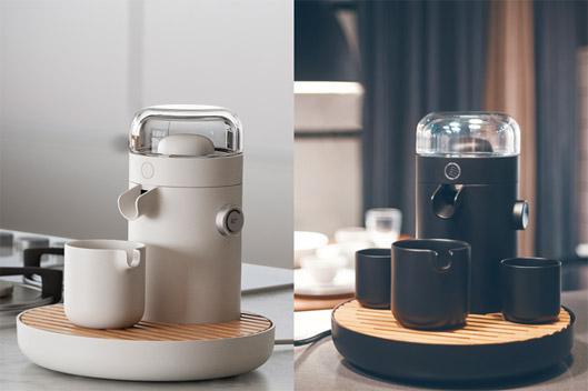 Brewing Tea Kitchen Smart Gadget