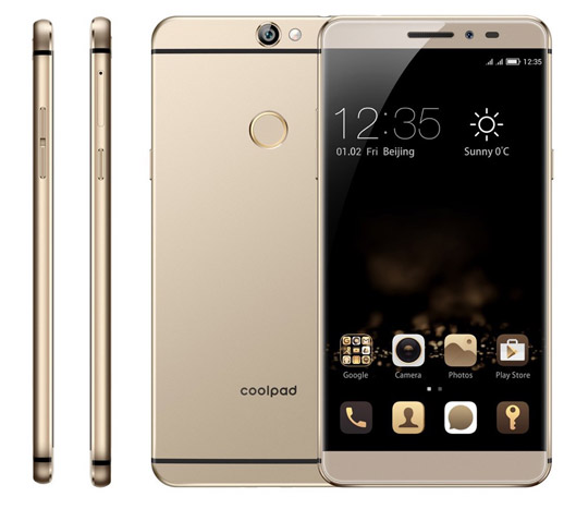 Coolpad Max A8 Smartphone Daily Discount Code