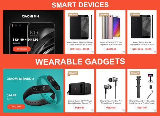 Coupon Deals Xiaomi Daily Deals