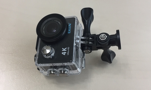 EKEN EIS Real 4K Action Camera