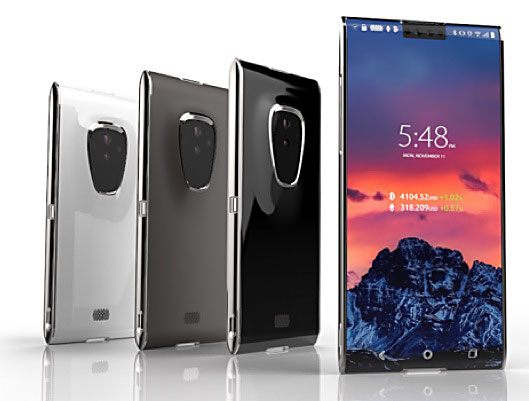 First Mining Smartphone in the World