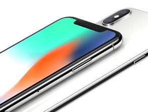 iPhone X Display Comparison with Android Smartphones