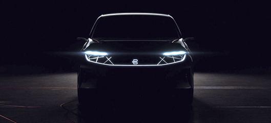 New Electro-Car