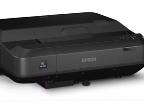Epson Laser TV Without a Screen