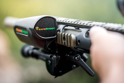 SafeShoot Functional Gadget for Safety Hunting